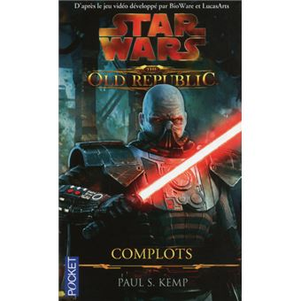 Star WarsStar Wars - numero 110 The old républic - tome 2 Complots