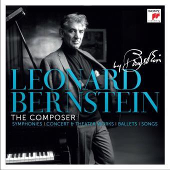 LEONARD BERNSTEIN - THE COMPOSER/25CD