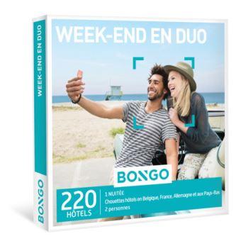 Bongo FR Week-end en Duo