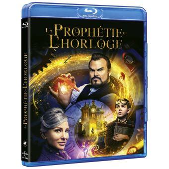 La prophétie de l'horloge Blu-ray