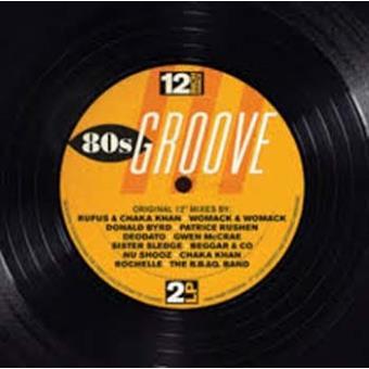 12 inch dance/80s groove