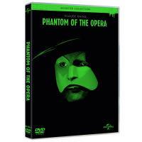 Le fantôme de l'opéra DVD