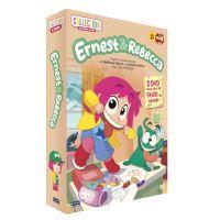 Coffret Ernest et Rebecca DVD