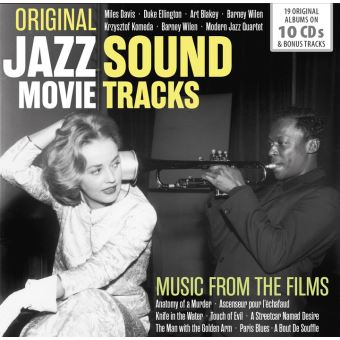 ORIGINAL JAZZ MOVIE SOUND