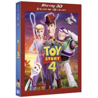 Toy Story 4 Blu-ray 3D