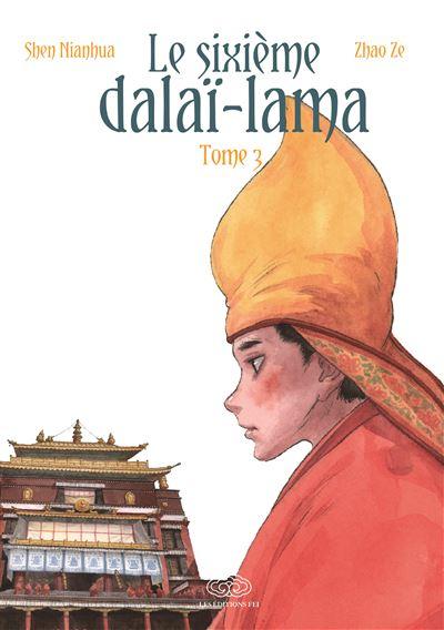 Le sixième Dalaï-Lama