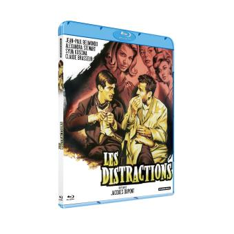 Les distractions Blu-ray