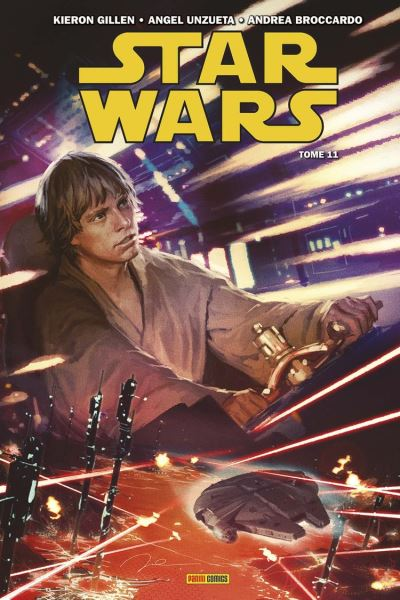 Star Wars T11 - Le châtiment de Shu-Torun - 9782809493481 - 12,99 €