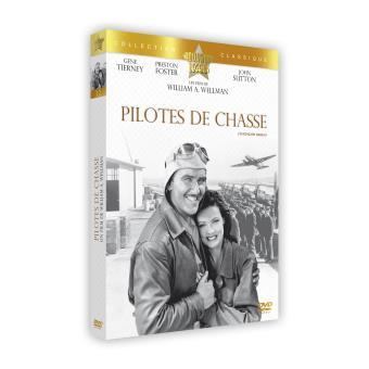 Pilotes de chasse DVD