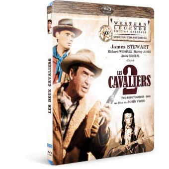 Les 2 cavaliers Blu-ray