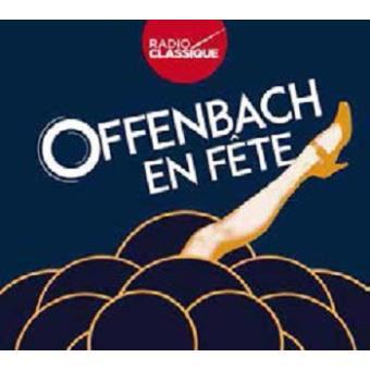 OFFENBACH EN FETE/2CD