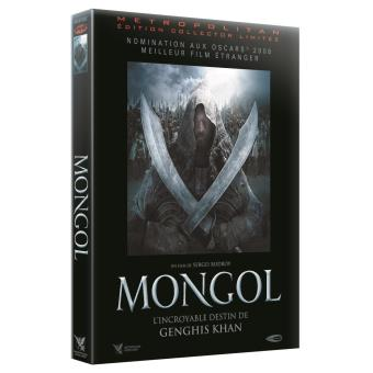 Mongol Edition Collector DVD