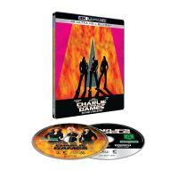 Charlie's Angels Steelbook Exclusivité Fnac.com Blu-ray 4K Ultra HD