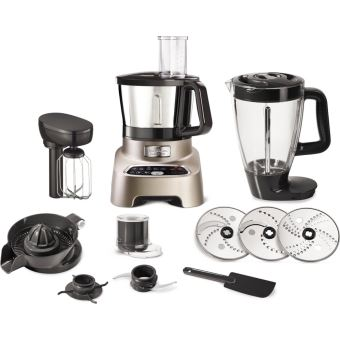 Moulinex Food Processor Double Force FP828H10 (P)