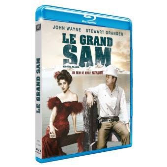 Le grand Sam Blu-ray