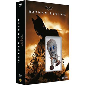 Batman Begins Blu-Ray + DVD + copie digitale