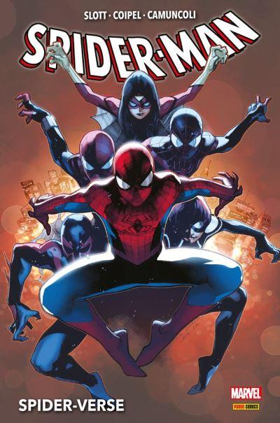 Spider-Man : Spider-Verse - 9782809488753 - 21,99 €