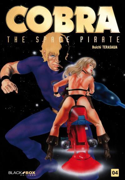 Cobra, the space pirate - Tome 4 : Cobra the space pirate