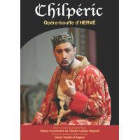 Chilperic - Grand théatre d'Angers 2012
