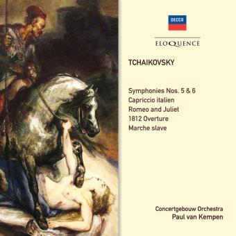 Symphonies 5 & 6 - Capriccio italien - Roméo et Juliette