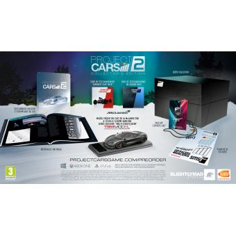 Project Cars 2 Edition Collector Xbox One