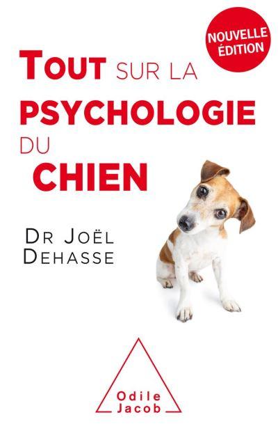 Tout sur la psychologie du chien - 9782738151209 - 16,99 €