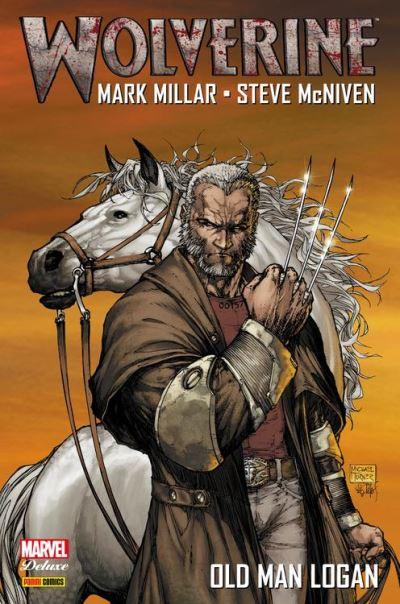 Wolverine - Old man Logan - Old Man Logan - 9782809461626 - 19,99 €