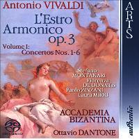 L'Estro Armonico,op.3 Vol.1