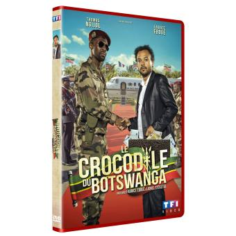 Le Crocodile du Botswanga DVD