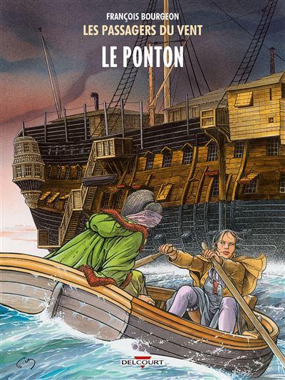 Les Passagers du vent T2 - Le Ponton