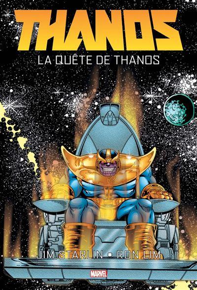 Thanos -  : La quête de Thanos