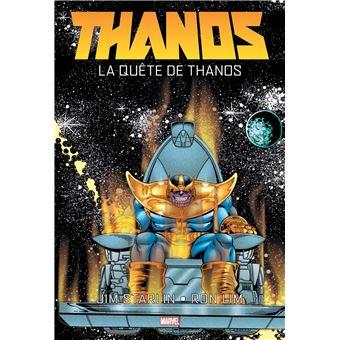 ThanosThanos : La quête de Thanos