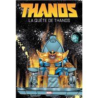 La quête de Thanos