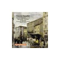 Oeuvres pour clarinette et orchestre