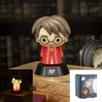HARRY POTTER-LAMPE ICONE HARRY POTTER QUIDDITCH-10CM