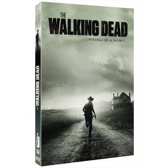 The Walking DeadThe Walking Dead Saison 2 DVD