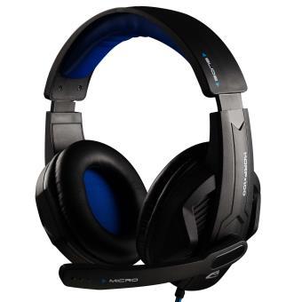De G-Lab Korp 100 Gaming Headset voor pc, PS4 en Xbox