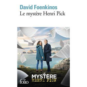 Le Mystere Henri Pick Poche David Foenkinos Achat Livre Ou