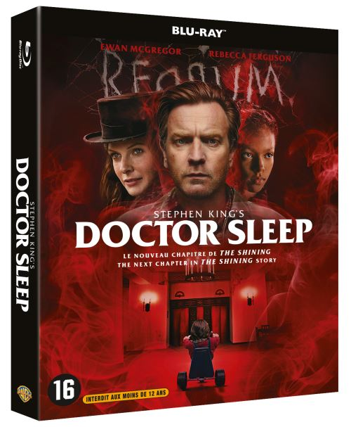 blu-ray du film Doctor Sleep
