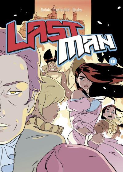 Lastman (Tome 12)