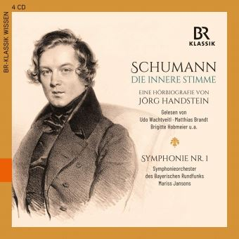 Die Innere Stimme An Audio Biography By Jorg Handstein Symphony