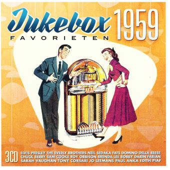 Jukebox favorieten 1959/3CD