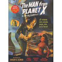 The Man from Planet X - Edition Digipack