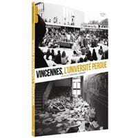 Vincennes L'université perdue DVD