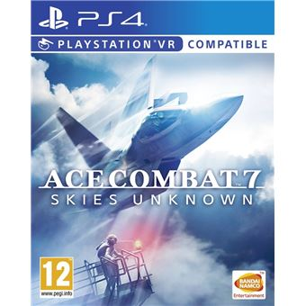 ACE COMBAT 7: SKIES UNKNOWN NL PS4