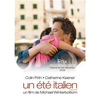 Un été italien DVD