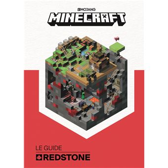 Minecraft Minecraft Le Guide Officiel De La Redstone