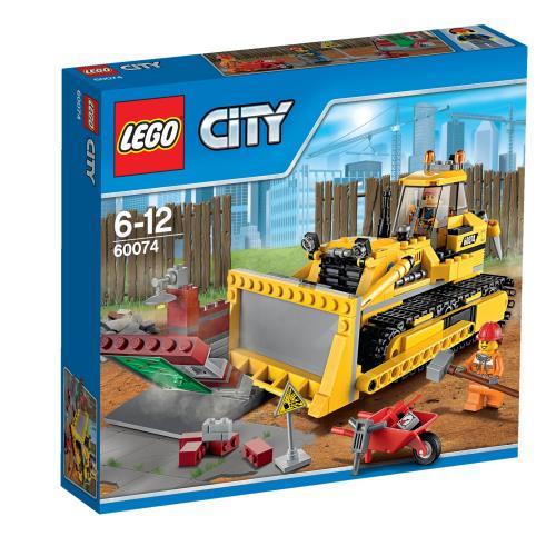 LEGO® City 60074 Le Bulldozer