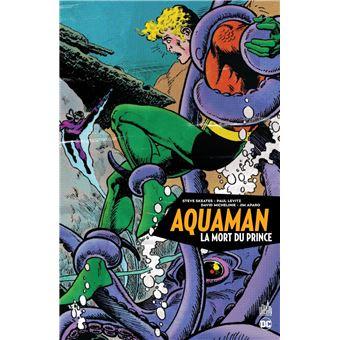 AquamanLa mort du prince