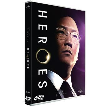 HeroesHeroes L'intégrale de la Saison 2 Coffret DVD